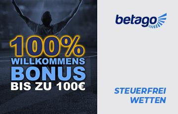 Betago Sport Bonus