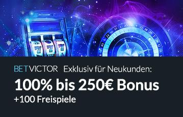 betvictor bonus code