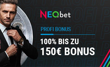 NEO.bet - Jetzt Bonus abstauben