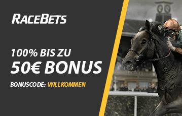racebets bonus